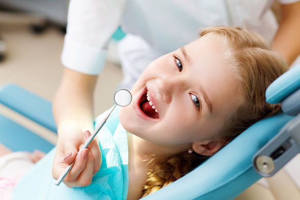 Management of children in Dental surgery